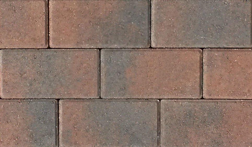 Pacific Interlock Paving Stone : Rustic cobble pacific interlock pavingstone