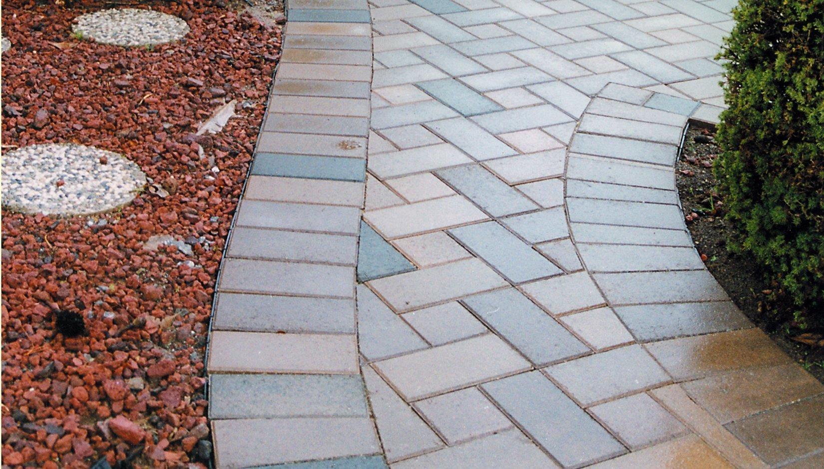 Pacific Interlock Paving Stone : Hydro flo™ estate pavers pacific interlock pavingstone