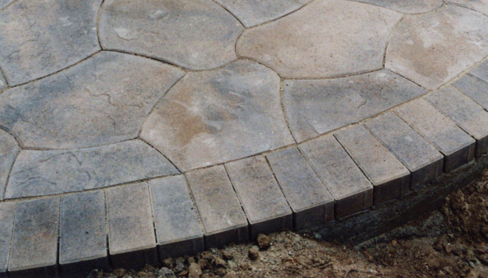 Pacific Interlock Paving Stone : Pompeii pavers pacific interlock pavingstone