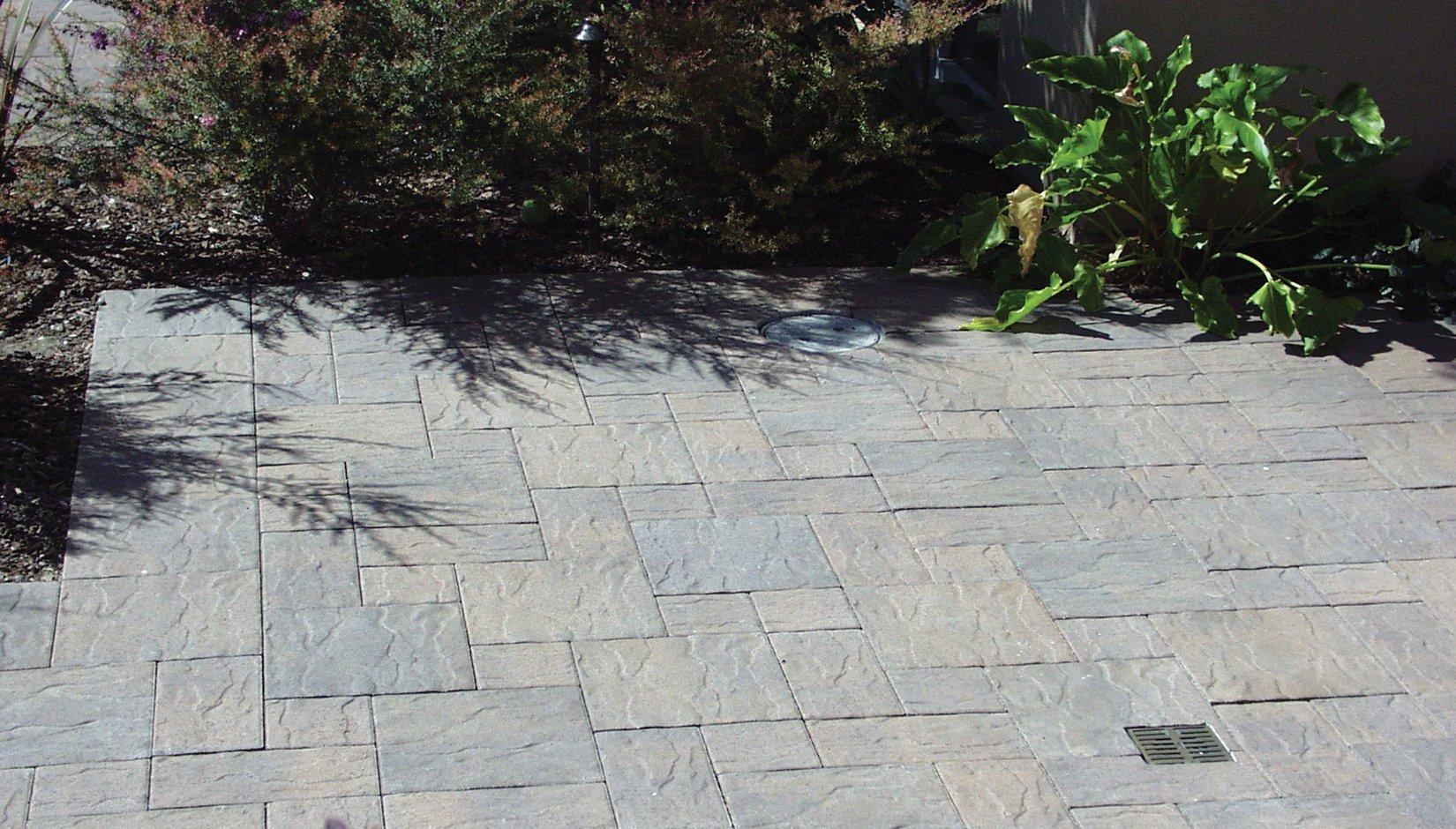 Pacific Interlock Paving Stone : Textured estate pavers pacific interlock pavingstone